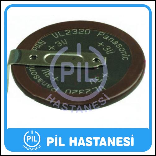 panasonic-vl2320-hfn-3v-sarjli-lithium-pil-2-ayakli-yatik-pil