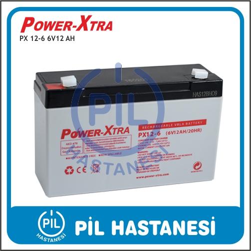 power-xtra-6v-12-ah-bakimsiz-kuru-aku