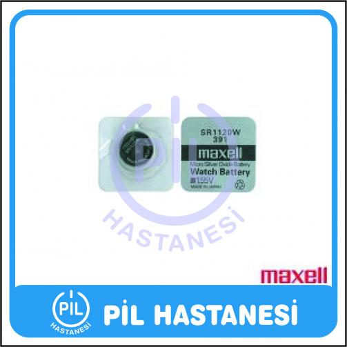 maxell-sr1120w-saat-pili-maxell-391-saat-pili