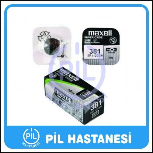 maxell-sr1120sw-saat-pili-maxell-381-saat-pili
