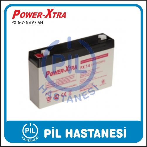 power-xtra-6v-7ah-bakimsiz-aku