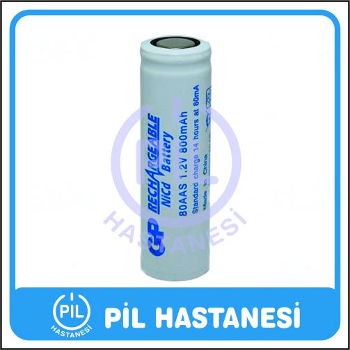 gp80aas-12v-ni-cd-aa-800mah-sarjli-kalem-pil-nicd-endustriyel-bassiz-pil