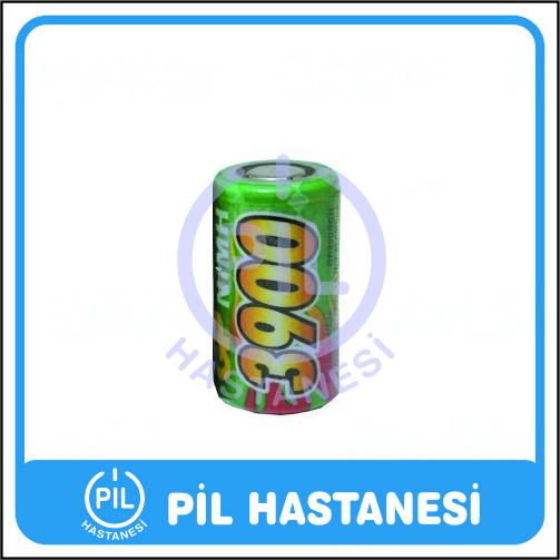 gp390sch-12v-3900mah-ni-mh-sc-sarjli-punta-pili-nimh-endustriyel-bassiz-pil