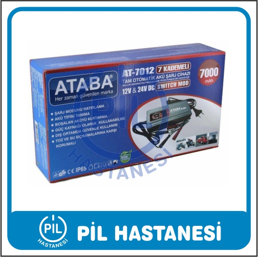 ataba-at-7012-12v-24v-7ah-switch-mode-tam-otomatik-aku-sarj-cihazi